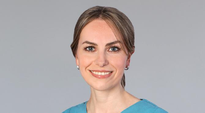 Irina Bader
